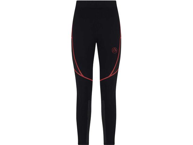 La Sportiva Triumph Tight Shorts Women, czarny/różowy